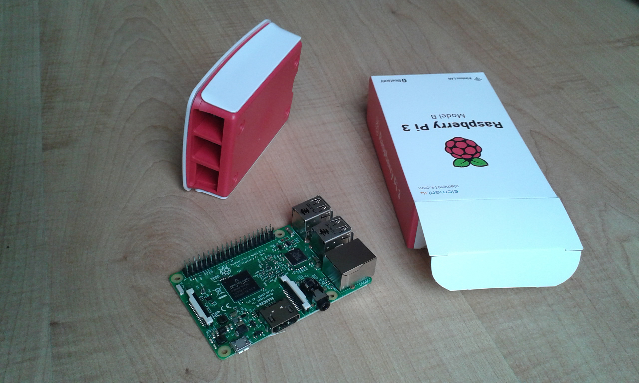 The real Desktop on Raspberry Pi
